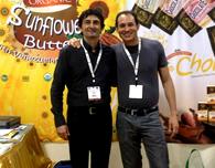 Santiago Cuenca Romero & Saul Amarista
